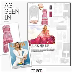 To GLOW magazine στο τελευταίο τεύχος του, παρουσίασε την αγαπημένη τάση του ροζ με το υπέροχο #matfashion maxi ροζ boho style φόρεμα! Υιοθέτησε κι εσύ τo trend και φόρεσε ροζ όλη την ημέρα! Ανακάλυψε το φόρεμα αποκλειστικά online ➲ code: 671.7049 #glowmagazinegr #ss17 #fashion #trends #bohemian #ootd #inspiration #realsize #collection