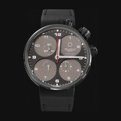 Meccaniche Veloci - Quattro Valvole 44  - Chronograph - Classic - W123K076