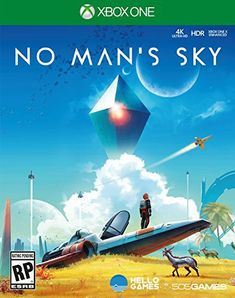 No Man's Sky coming to Xbox One! Video Games Xbox, New Video Games, Xbox 360 Games, Xbox One, Xbox Xbox, Resident Evil, No Man's Sky Game, Hello Games, Sky Games