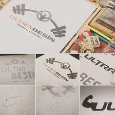 UltraBesin Sporcu Gıdaları | 2015 | Logo Çalışması