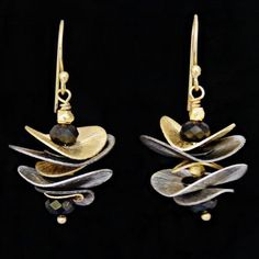 Could definitely do this in polymer with Decor It - Earrings | Parijata Designs.