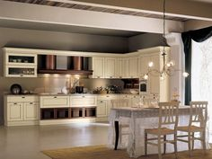 cuisines-traditionnelles-bois-massif-finition-patinee-aulne-213 ...