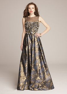 Fall Mother of the Bride Dresses gown by Teri Jon