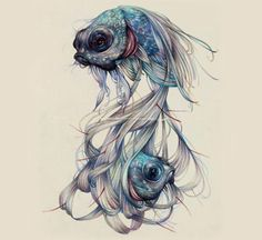 Top 10 Pisces Tattoo Designs