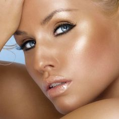 sunkissed bronzed makeup