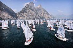 lake garda meeting optimist fraglia vela riva 2015