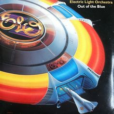 Electric Light Orchestra - Out Of The Blue #rock #record