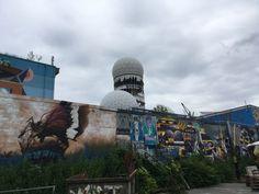 Teufelsberg Berlin © Thomas Mussbacher und Ines Erlacher