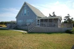 Looking for a Prince Edward Island vacation rental? Browse the best selection of PEI vacation cottages to rent. Book your vacation today! Island Crafts, Beach Houses For Rent, Prince Edward Island, Outdoor Fire, Cottages, Pine, House Styles, Vacation, Summer