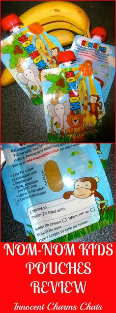 NOM NOM KIDS REVIEW #weaning #review Milk Protein, Baby Led Weaning, Allergies, Nom Nom, Giveaway, Charms, Blog, Kids, Young Children