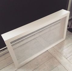 DIY Radiatorskjuler