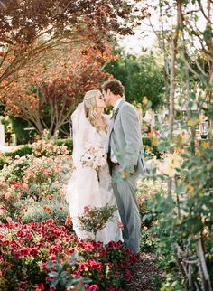 Real Wedding: Michelle & Tom