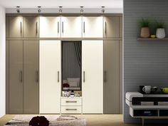 Wardrobe designs in different styles, materials & finishes are available in our bedroom design gallery.