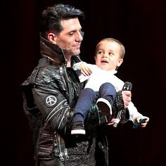 Criss Angel opened up about his son Johnny's ongoing cancer treatment — read Us Weekly's exclusive interview Criss Angel Believe, Criss Angel Mindfreak, Angel Pictures, The Magicians, Future Husband, Celebrity News, Wish, Sons, Interview