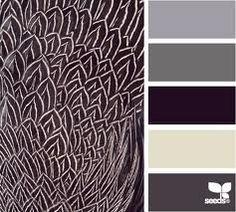 grey palettes design seeds -