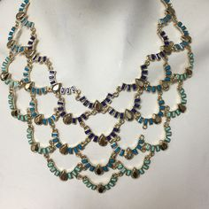 """Selling this """"LISTING Stunning Necklace"""" in my Poshmark closet! My username is: cindyciara. #shopmycloset #poshmark #fashion #shopping #style #forsale #Jewelry"""