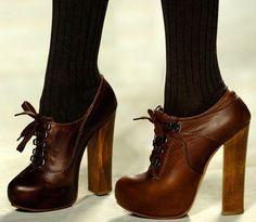 ZsaZsa Bellagio: Brown Beauty, Love it.