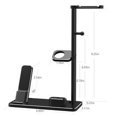 XUNMEJ Watch Stand Station for Apple Watch Charging Dock Station Headphones Stand Holder Phone Docking Station for Apple Watch Series AirPods iPhone Xs X Max XR 7 iPad Black *** To view further for this item, visit the image link-affiliate link. Apple Watch Accessories, Ipad Accessories, Iphone Docking Station, Headphones For Sale, Apple Watch Series 2, Phone Holder, Aluminium Alloy, Wearable Technology, Mobile Phones
