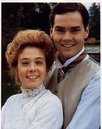 Anne Shirley and Gilbert Blythe.who doesn't love Anne of Green Gables? Anne Shirley: This is the most tragical thing that has ever happened to me. Anne Shirley, Anne Green, Anne Auf Green Gables, Jonathan Crombie, Anne Of Avonlea, Anne With An E, Gilbert Blythe, Gilbert And Anne, Movies Worth Watching