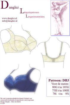Danglez BH patroon DB3 [DB3]