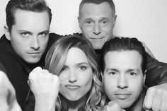 Jesse, Jason, Sophia and Jon