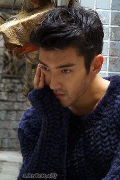 131023_ 재황BlogWithSiwon  ♡I love him with his beard,, such a cute man♡ #Siwon #SuJu