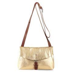 ADELE gold | Anna Pugh - Handmade Luxury Leather Bags