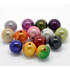 Wholesale Acrylic Miracle Illusion Bubblegum Beads Round At Random About Dia, Hole: Approx 100 PCs from China Supplier Acrylic Beads, Bubble Gum, Illusions, The 100, The Incredibles, Free Shipping, Ebay, Fitness Inspiration, China