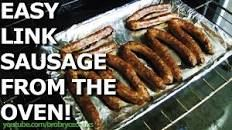 Baked Breakfast Sausages - Williams Sonoma