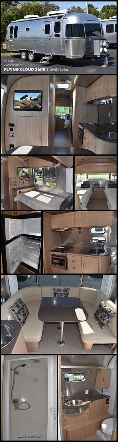 Discover recipes, home ideas, style inspiration and other ideas to try. Tiffin Motorhomes, Motorhomes For Sale, Class A Motorhomes, Trailers For Sale, Airstream Flying Cloud, Grand Design Rv, Diy Awning, Airstream Travel Trailers, Fifth Wheel Campers