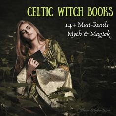 Incorporating Celtic pagan traditions into one's witchcraft isn't as hard as it seems. Pick up a few of our must-read Celtic witch books and see. Witchcraft Spell Books, Magick Book, Pagan Witchcraft, Celtic Paganism, Celtic Druids, Mythology Books, Irish Mythology, Celtic Heroes, Celtic Goddess
