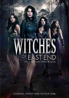 My Current Obsession - The Witches of East End: Witches of East End, Show