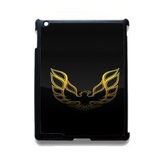 Pontiac Firebird Logo TATUM-8861 Apple Phonecase Cover For Ipad 2/3/4, Ipad Mini 2/3/4, Ipad Air, Ipad Air 2