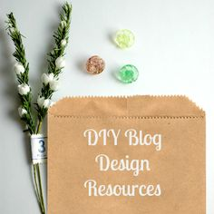 DIY Blog Design Resources ~ the blue eyed owl