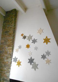 Pluie d'étoiles | in the loop - Le webzine des arts de la laine