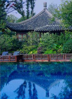 FOUR SEASONS HOTEL HANGZHOU at WEST LAKE, CHINA: Designed by BENSLEY