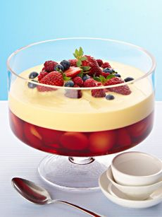 how to make english trifle with jello