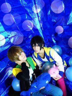 Hiatus, cosplayers : Tama and Ataito
