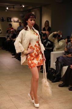 "Collection "" Harmony"" winner on  ""Felt Revolution""  6th international Art  Felt fashion show in Russia in 2014 by Nika Ivanoff ( My Felted Fantasy )"