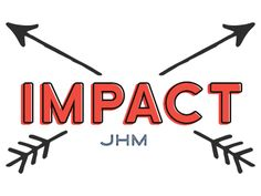Final version of the Impact Jr. High Ministry logo by Ben Read