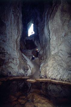 Ali Ethem Keskin Ayvaini Mağarası gezisi