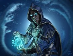 Water Mage by johnnymorrow on DeviantArt