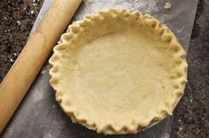 Follow this Perfect Pie Crust Tutorial for flaky and tender pie crust every time.