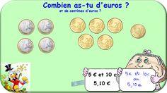 les décimaux avec la monnaie