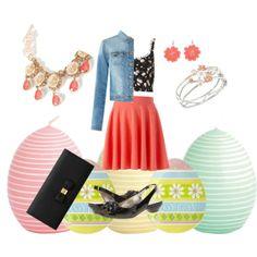 """Easter"" by angelajeangaulke on Polyvore"