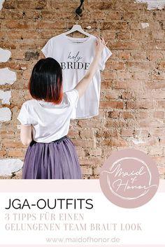 JGA Outfits - Stilvoll statt peinlich Elegant, Tulle, Ruffle Blouse, Skirts, Outfits, Women, Fashion, Team Bride, Wedding Bridesmaids