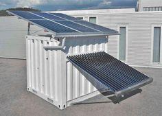 Off Grid: la casa che produce acqua, gas ed energia elettrica | Design Fanpage