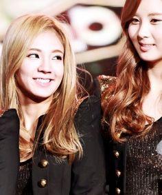 Hyoyeon . Seohyun #snsd #gg
