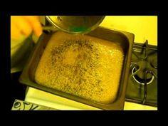 Receta tradicional de tirijala (sin sirop de maiz), dulce tipico de Puerto Rico - YouTube