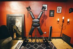 Secret Sex Clubs in Chicago - Thrillist Dungeon Room, Best Safes, Tool Room, Art Assignments, Dom And Subs, Red Rooms, Workout Rooms, Head Start, Bars For Home